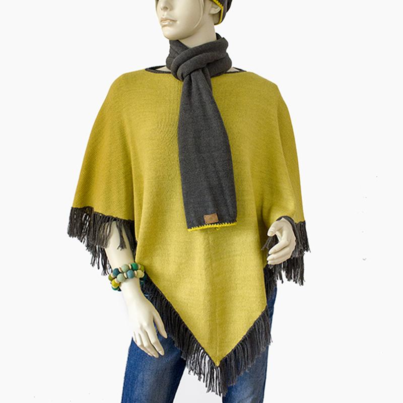Schals aus 100% Alpaka